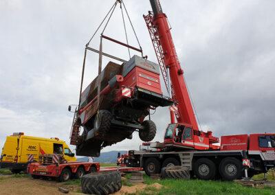 Fahrzeugbergung in Straubing