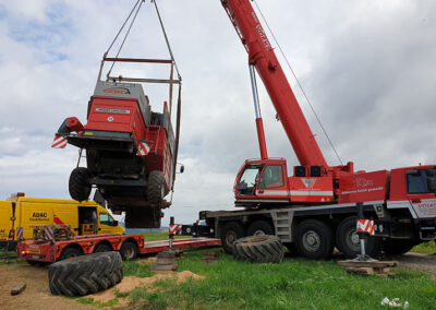 Bergung, Sicherung und Transport sämtlicher Fahrzeuge mit Völkl