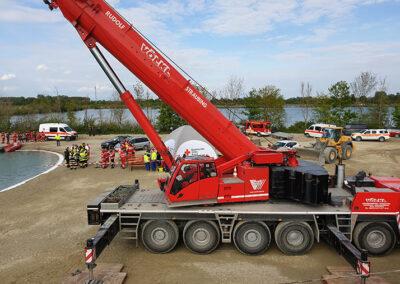 Bergungsarbeiten durchführen in Straubing und Umgebung