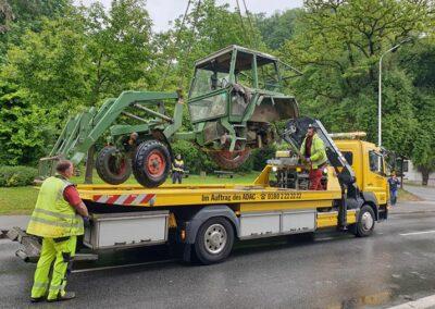Fahrzeugabschleppung in Deggendorf