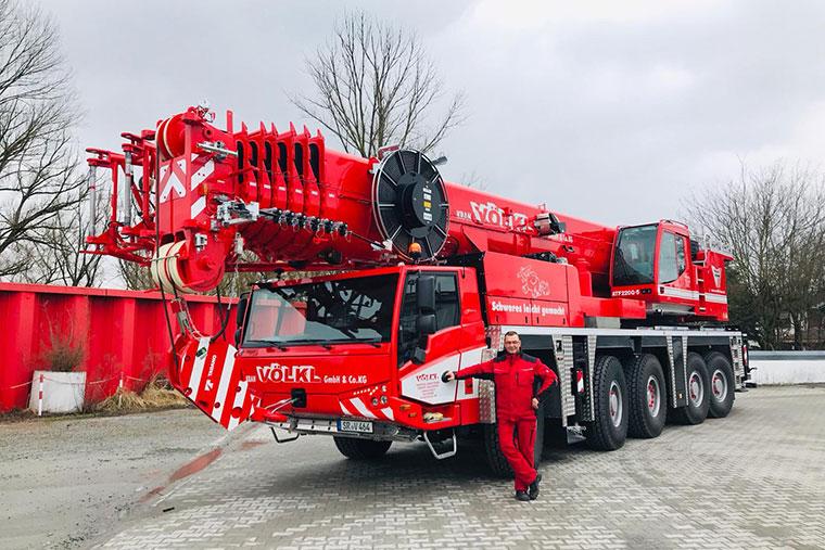 Jobs bei Kran Völkl in Straubing